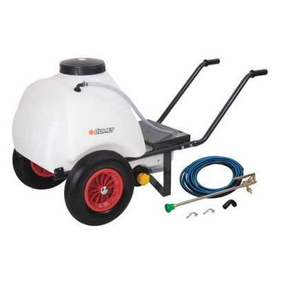 Comet 120 Ltr Wheelbarrow Sprayer Tank