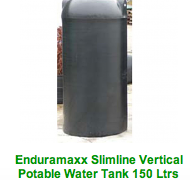 150L Potable Water Tank